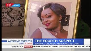 Police arrest a fourth suspect in the Monica Kimani murder