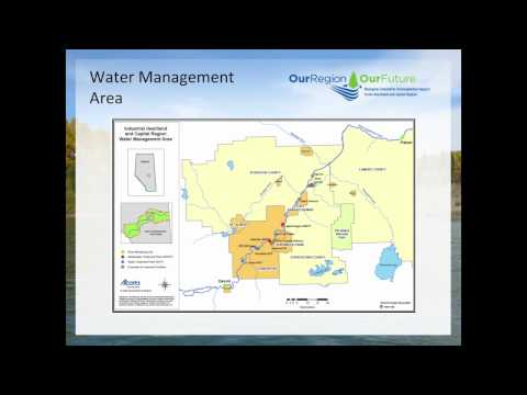 The Edmonton Capital Region Water Management Framework, 2012