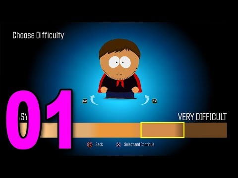 South Park: The Fractured But Whole - Part 1 - THE BEGINNING