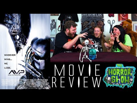 """AvP: Alien vs. Predator"" 2004 Horror Movie Review – RE-UPLOAD – The Horror Show"