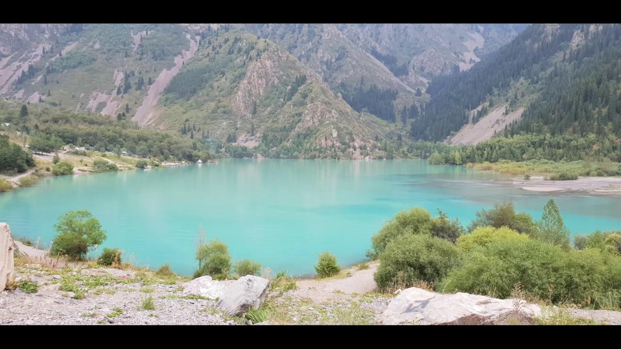 My Kazakhstan trip - Part 02 - Lake Issyk - Озеро Иссык