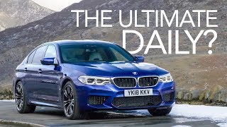 2018 BMW F90 M5 - The Ultimate Daily?