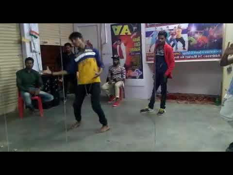 Dil dooba dance video || AV dance academy