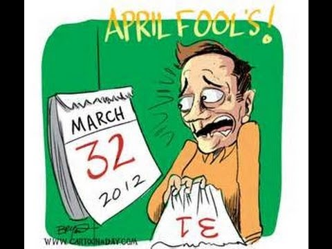 How did April Fool's Day start?