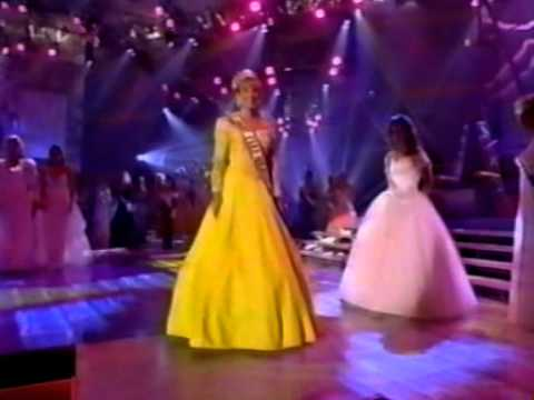 Miss Teen USA 1995 - Crowning Moment
