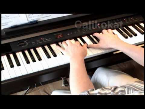 Flying Without Wings -  Westlife - Piano