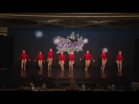 Roses- Jazz Group Age 15- Premier Dance Academy