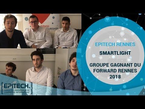 Présentation du projet Smart Light
