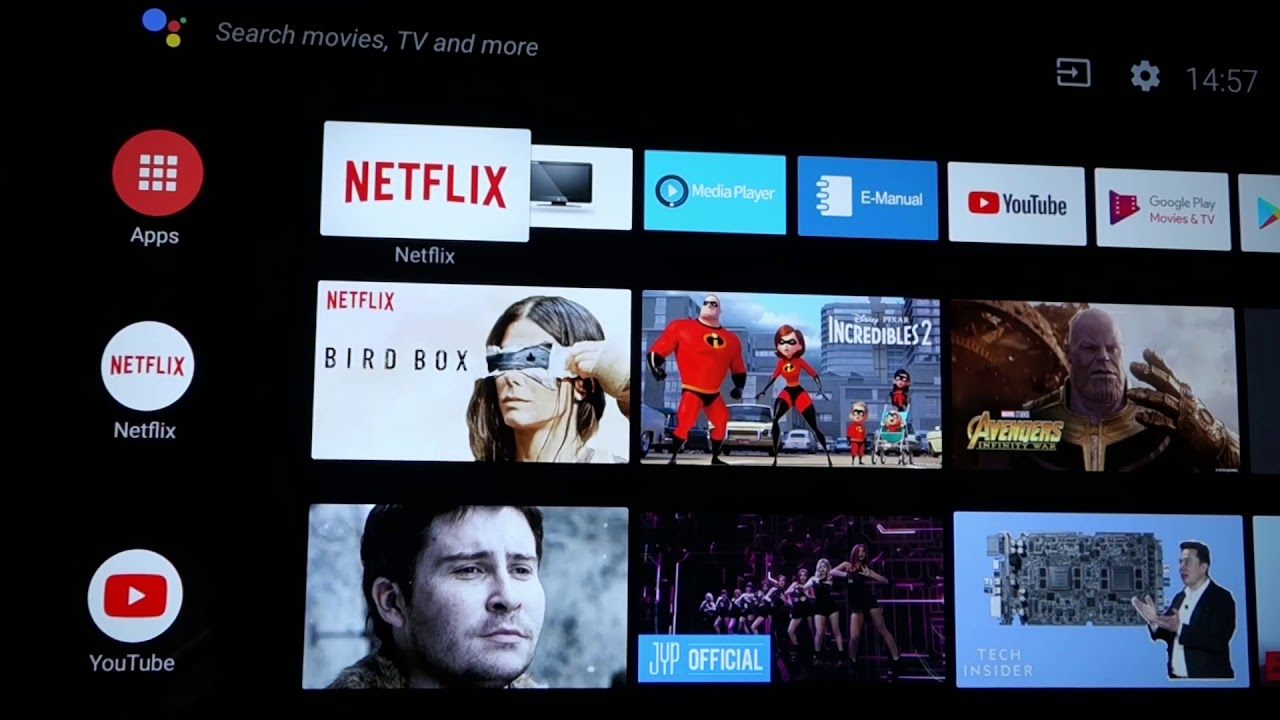 Skyworth Android TV Setup Guide - YouTube