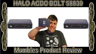 Halo ACDC Bolt - Best Charger Ever? - Mumbles Product Review