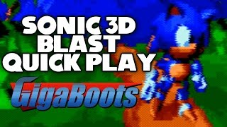Sonic 3D Blast Quick Play [60FPS] (Sonic Month)