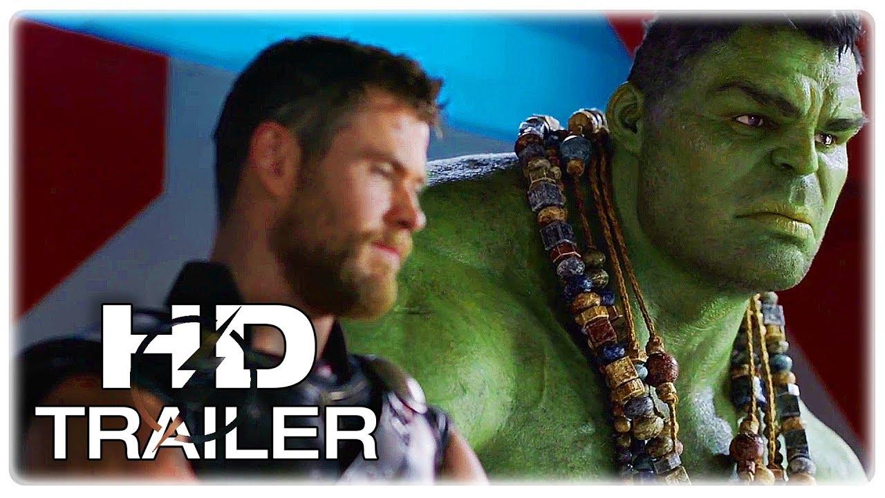 Download THOR RAGNAROK Best Friends Trailer (2017) Marvel Superhero Movie HD