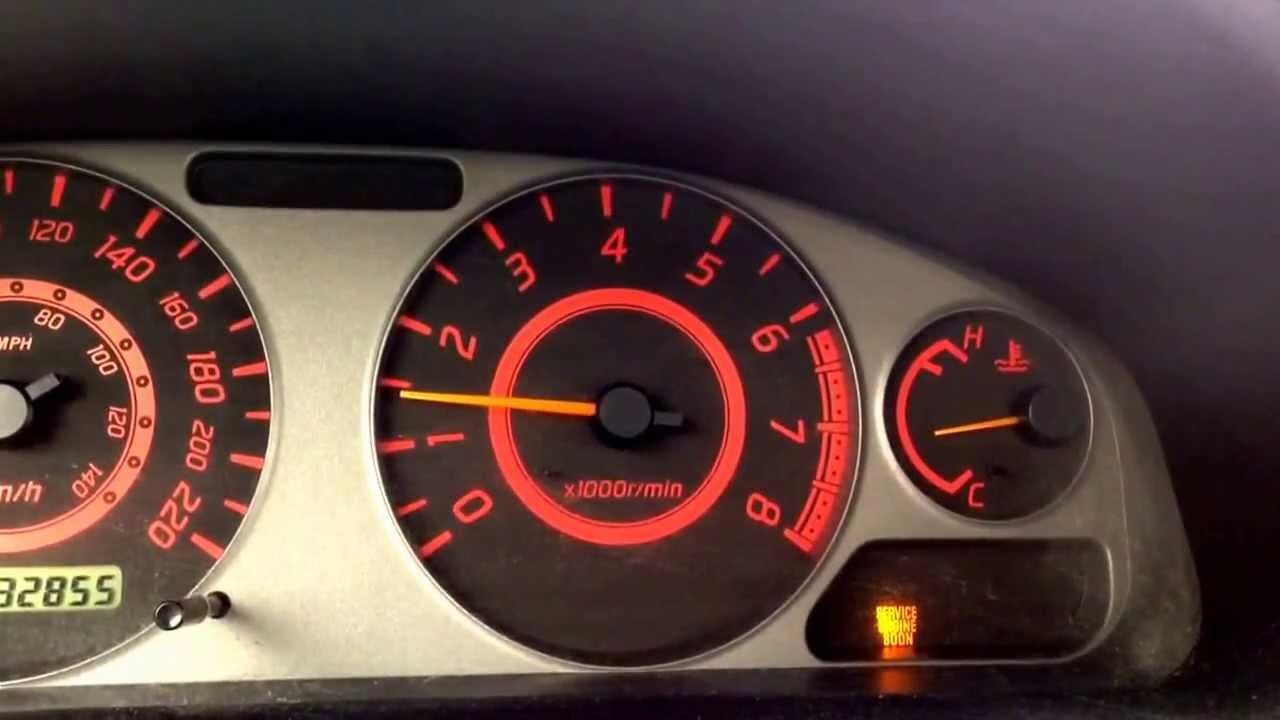 Nissan Sentra Nismo >> 2003 Nissan Sentra SE-R Spec-V idle issue part 1 - YouTube
