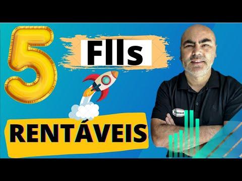 Os 5 Fundos Imobiliários FIIs mais rentáveis I Tenha proventos mensais com os FIIs