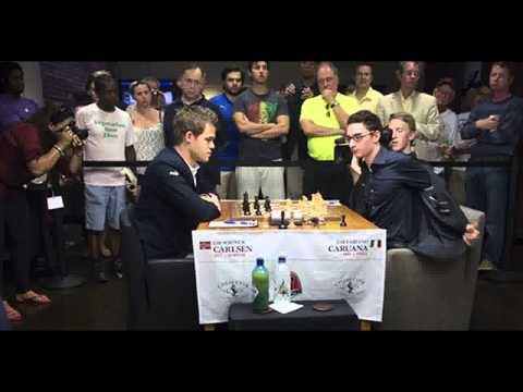 Caruana's Spectacular Chess Leap