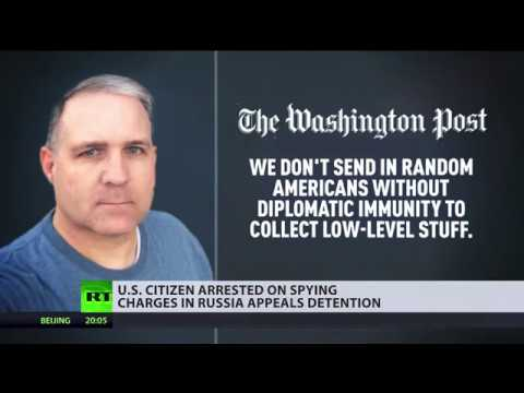 Citizen of the world: Ex-Marine detained in Russia on espionage charges holds multiple passports