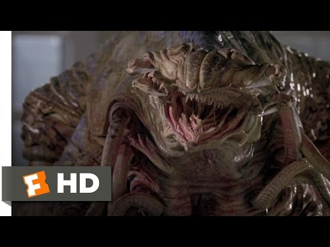 The Faculty (9/11) Movie CLIP - The Queen Revealed (1998) HD poster