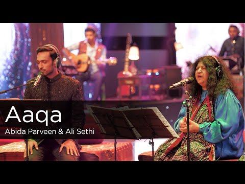 Aaqa, Abida Parveen & Ali Sethi, Episode 1, Coke Studio Season9