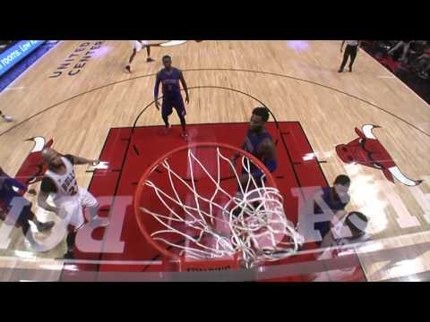 Chicago Bulls' Top 10 Plays of the 2015-2016 Season