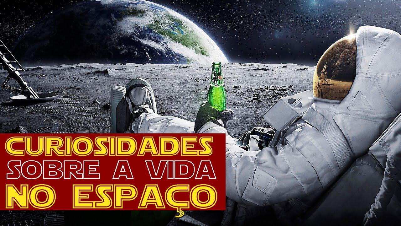 Curiosidades sobre a vida no espaço