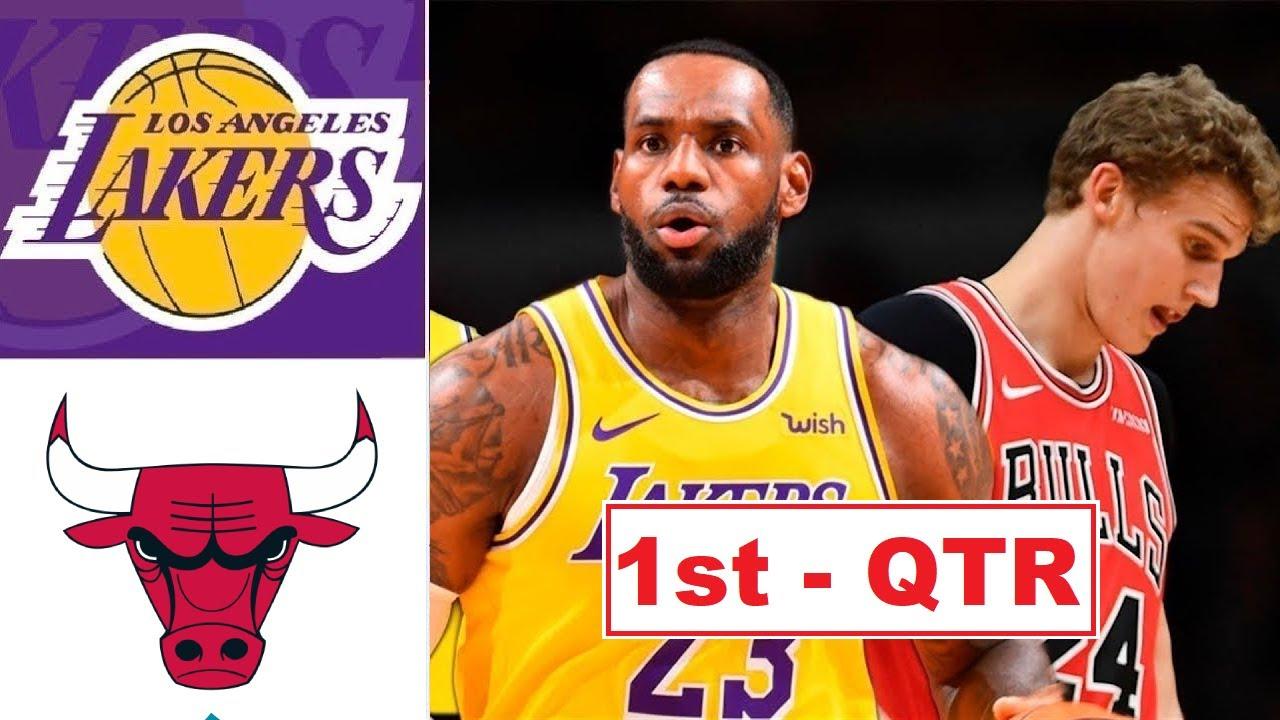 Download LA Lakers vs Bulls HIGHLIGHTS 1st-Qtr | Jan. 23, 2021