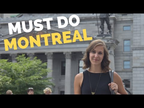 Exploring Montreal as Full Time RVers