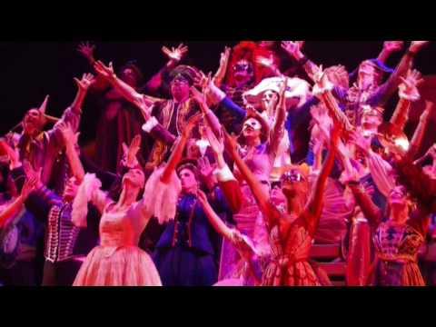 Phantom of the Opera - Hamilton trailer