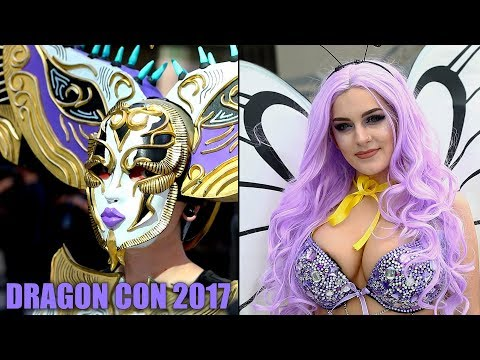 Dragon Con 2017 - This Beautiful Cosplay Life