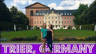 TRIER, GERMANY TOURISM  |  TRAVEL VLOG