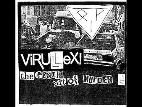 Virullex! / Opera For Infantry - The Gentle Art Of Murder (Full Cassette)