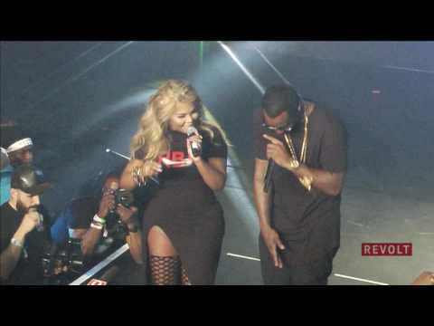 Puff Daddy & The Family Perform Live   RMC 2015