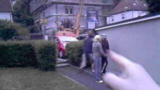 Zell Am Main  / Domi & Lisa & Noelle Auf Den Dach 4