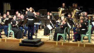 US Marine Corps Pacific Forces Concert Band