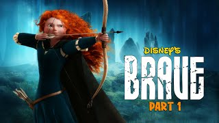 Disney's Brave : The Video Game Playthrough Part 1