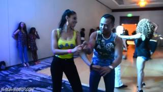 Jimmy (DC) and Nayara (RIO) Salsa Dance - DC Capital Congress 2016