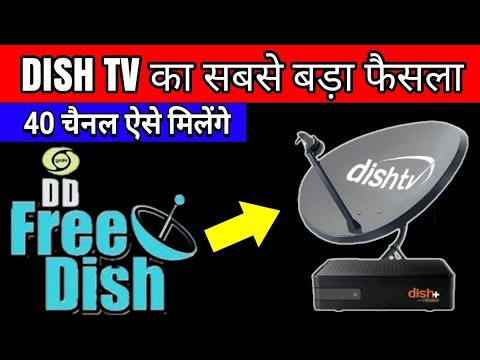 5 December: Breaking News Dish Tv का सबसे बड़ा फैसला 40 चैनल ऐसे मिलेंगे