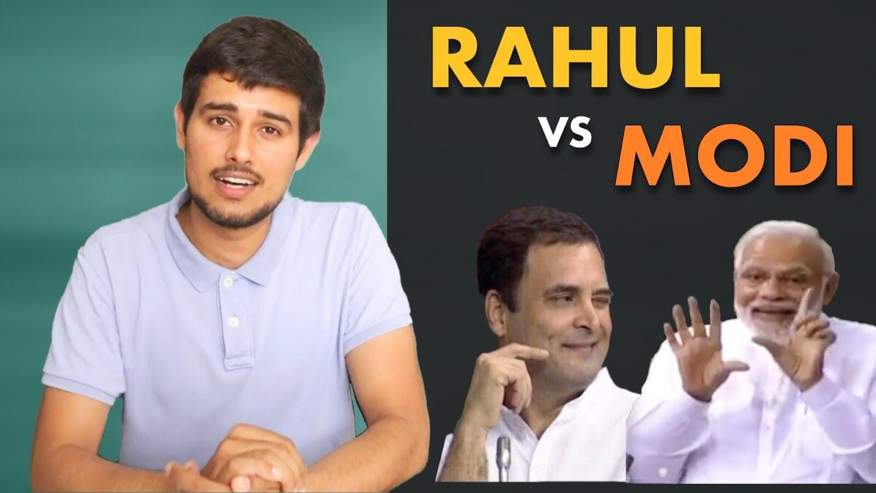 Rahul Gandhi vs PM Modi Speech: Who was better? | Analysis by Dhruv Rathee