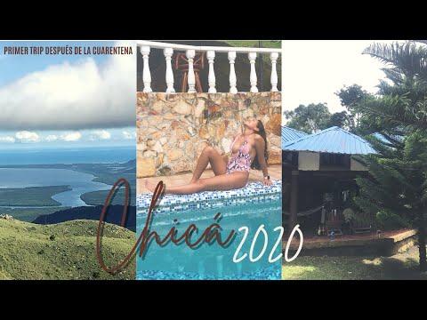 Weekend -  Chicá Panamá   Turismo Interno  Panamá   Cabaña en las montañas   Vlog Panamá