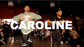 'CAROLINE' - Amine Dance | @MattSteffanina Choreography