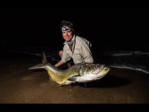 TARPON FISHING IN GABON