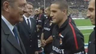Stade Toulousain - Clermont  [Finale champ. de France 2001]  Partie 1-2