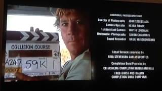 Video The Crocodile Hunter: Collision Course (2002) End Credits download MP3, 3GP, MP4, WEBM, AVI, FLV September 2017