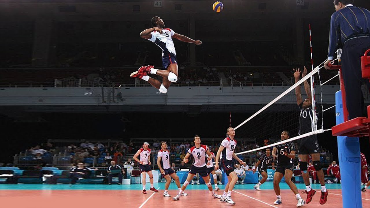 The Volleyball Kings Of Gravity