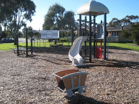 Bergen Reserve Playground, Bergen Street, Keysborough