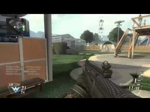 Clean 5 man with KSG [Black ops 2]