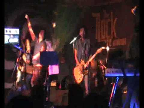 Cemburu - Dedy Stanzah -  Time Bomb Band - Live at the Rock cafe Bandung