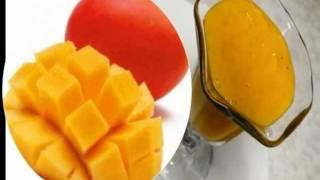 Mango Lassi Or Smoothie - Video Recipe By Bhavna