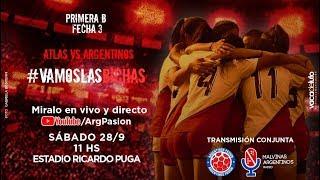Gambar cover Futbol Femenino - Atlas vs AAAJ EN VIVO