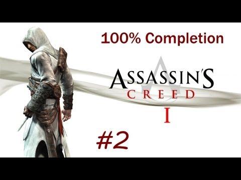 """Assassin's Creed 1"", HD walkthrough (100% + Subtitles), Memory Block 2: Traitor + Tamir (Damascus)"