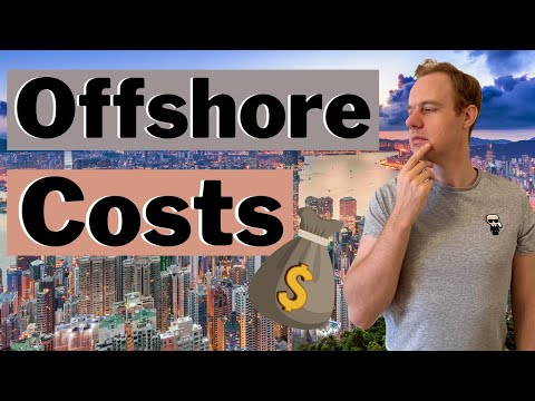 How Much Does it Cost to go Offshore? (Does it make sense for you?)